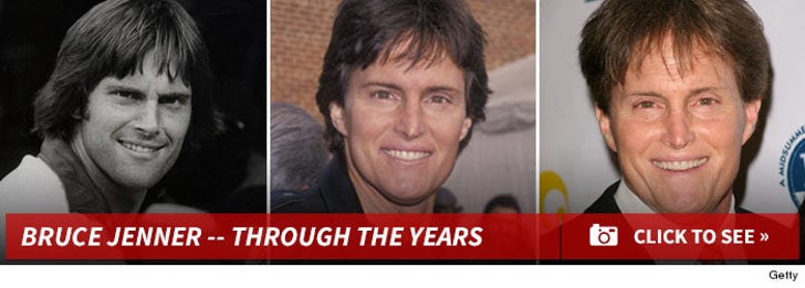 Bruce Jenner -- Through the Years!