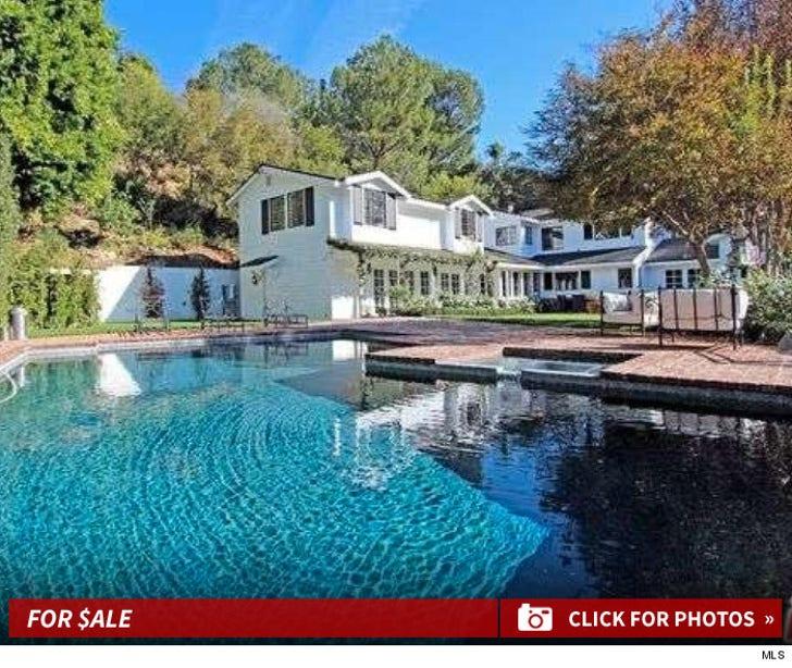 Pete Sampras' House -- For $ALE