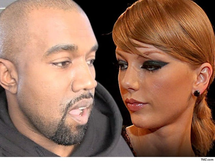 Kanye West Taylor Swift Had Heads Up On Sex Lyric