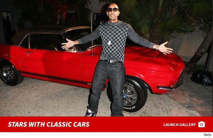 Stars With Classic Cars