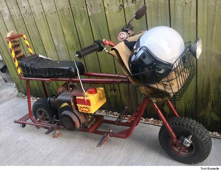 Dumb And Dumber Mini Bike For Sale On Ebay