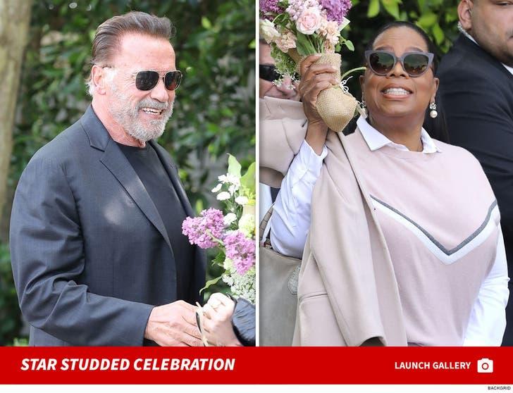 Katherine Schwarzenegger Bridal Shower