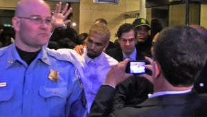 Chris Brown -- Charge REDUCED To Misdemeanor Assault