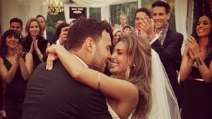Scooter Braun's Wedding -- Justin Bieber's Manager is a Married Man