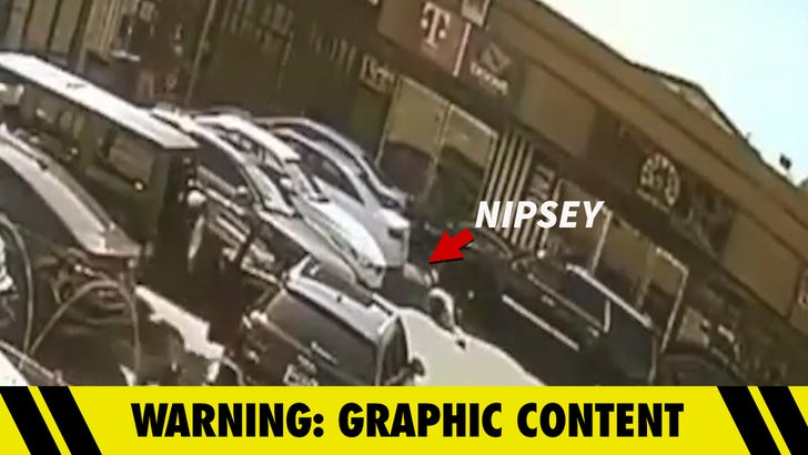 Witness Says Nipsey Hussle Killed After Being Accused of 'Snitching'