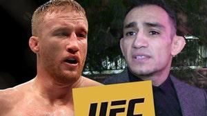 Justin Gaethje to Fight Tony Ferguson at UFC 249 on April 18