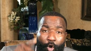 NBA's Kendrick Perkins Rips Kyrie Irving, 'You Are The Distraction!'