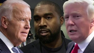 Kanye West Gets 2% in National Presidential Poll