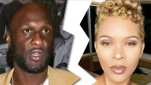 Lamar Odom's Engagement Off, Sabrina Parr Says NBA Star Needs Help