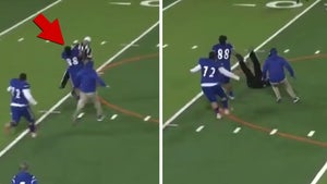 Texas High School Football Star Attacks Ref, Team Pulled from State Playoffs