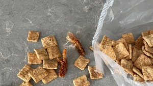 Man Claiming He Found Shrimp in Cinnamon Toast Crunch Worried About Poison