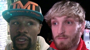 Floyd Mayweather's Company Files $120 Mil Lawsuit, Logan Paul Fight Shoulda Been In Dubai