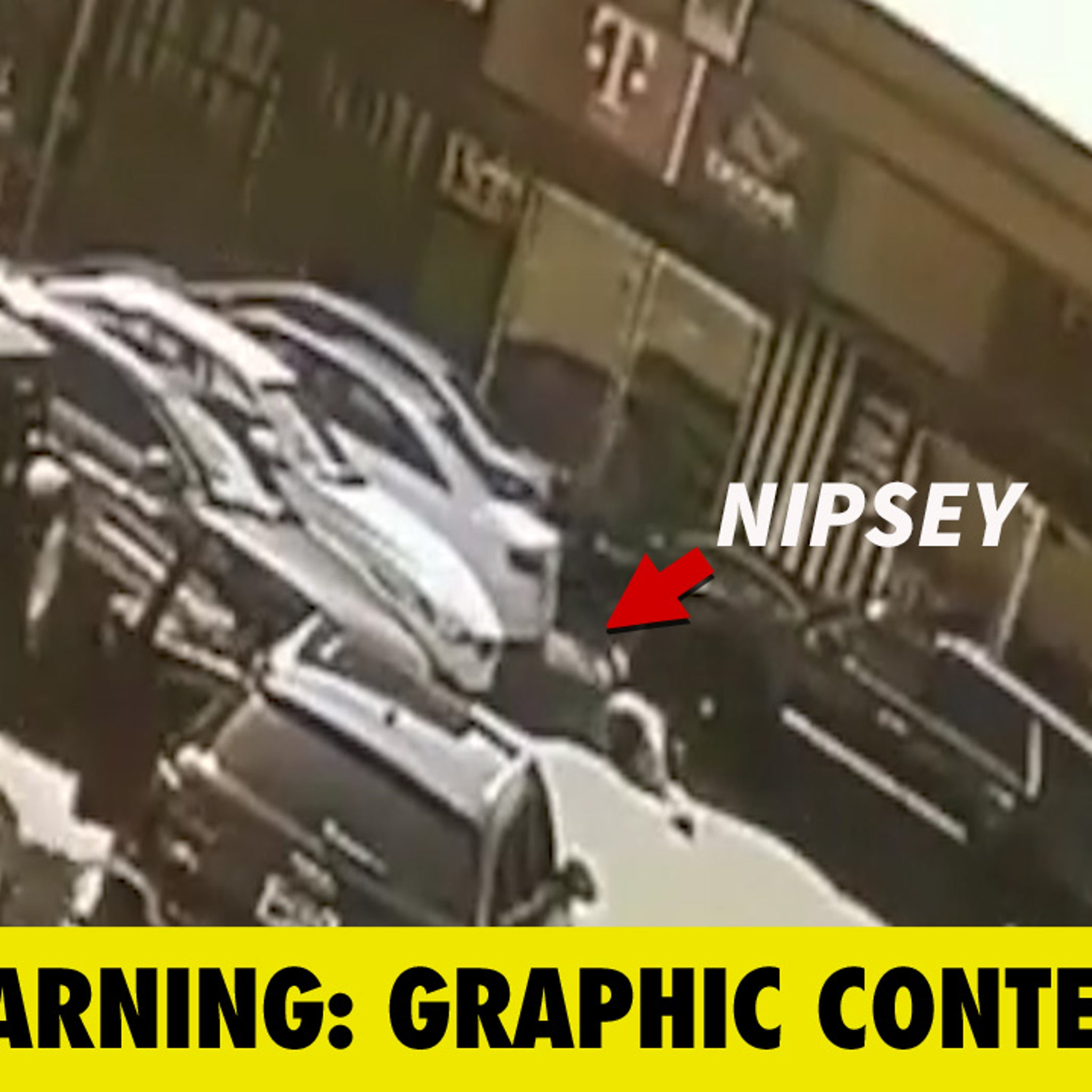 Nipsey hussle shot video