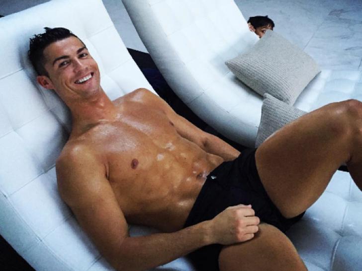 Cristiano Ronaldo's Hot Shots