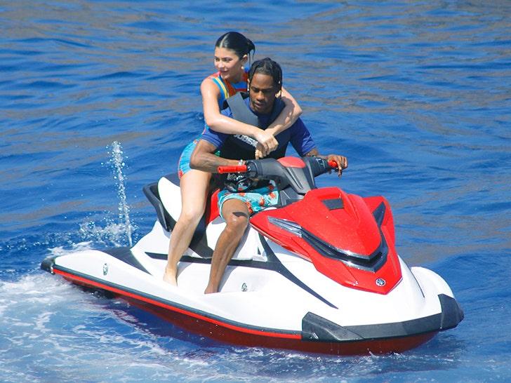 Kylie Jenner's 22nd Birthday