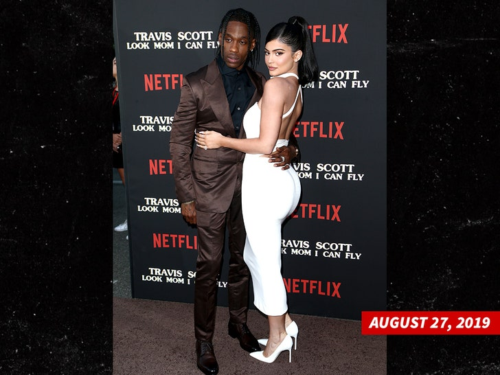 Kylie Jenner and Travis Scott 'taking some time apart'