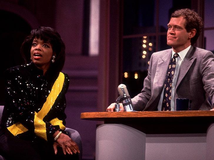 Oprah Interviews