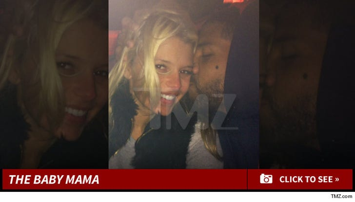 Arian Foster's Baby Mama