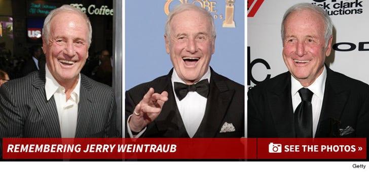 Remembering Jerry Weintraub