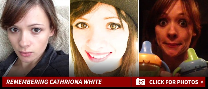 Remembering Cathriona White