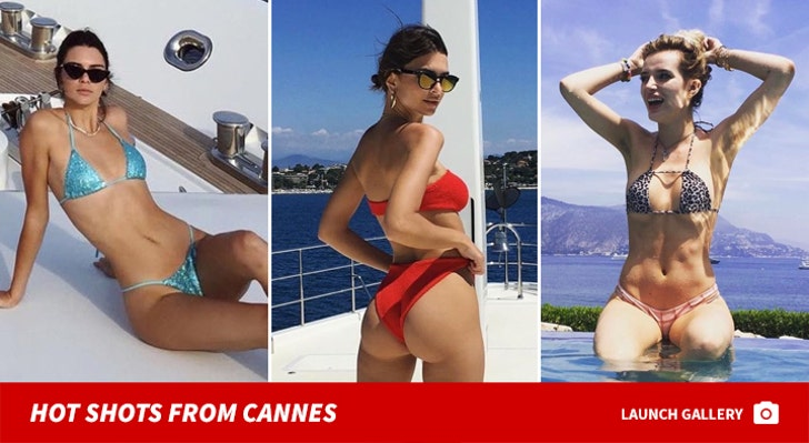 Hot Shots from Cannes