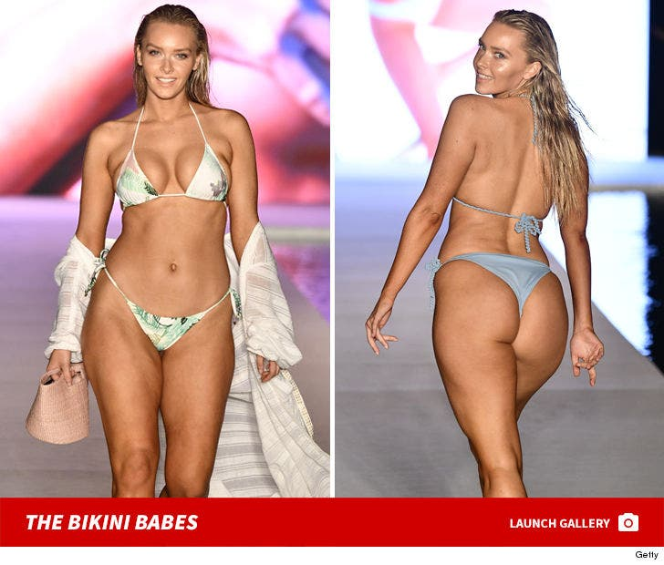 2018 Sports Illustrated Swimsuit Fashion Show