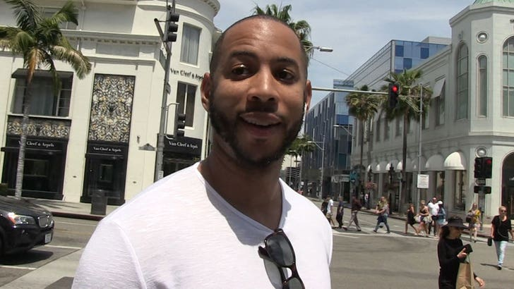 Devin Harris Has The Perfect Team For Dez Bryant