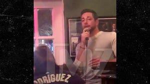 'Shazam!' Star Zachary Levi Shows Off Sweet Pipes at NYC Bar