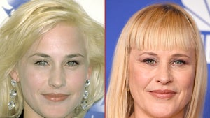 Patricia Arquette -- Good Genes or Good Docs?!