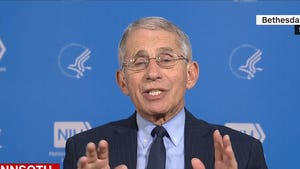 Dr. Anthony Fauci Says Expect Between 100k and 200k Coronavirus Deaths in U.S.
