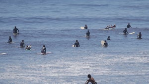 Los Angeles Goes Back to the Beaches After 6-Week Coronavirus Closure