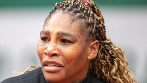 Serena Williams Pulls Out Of French Open, 'Struggling To Walk'
