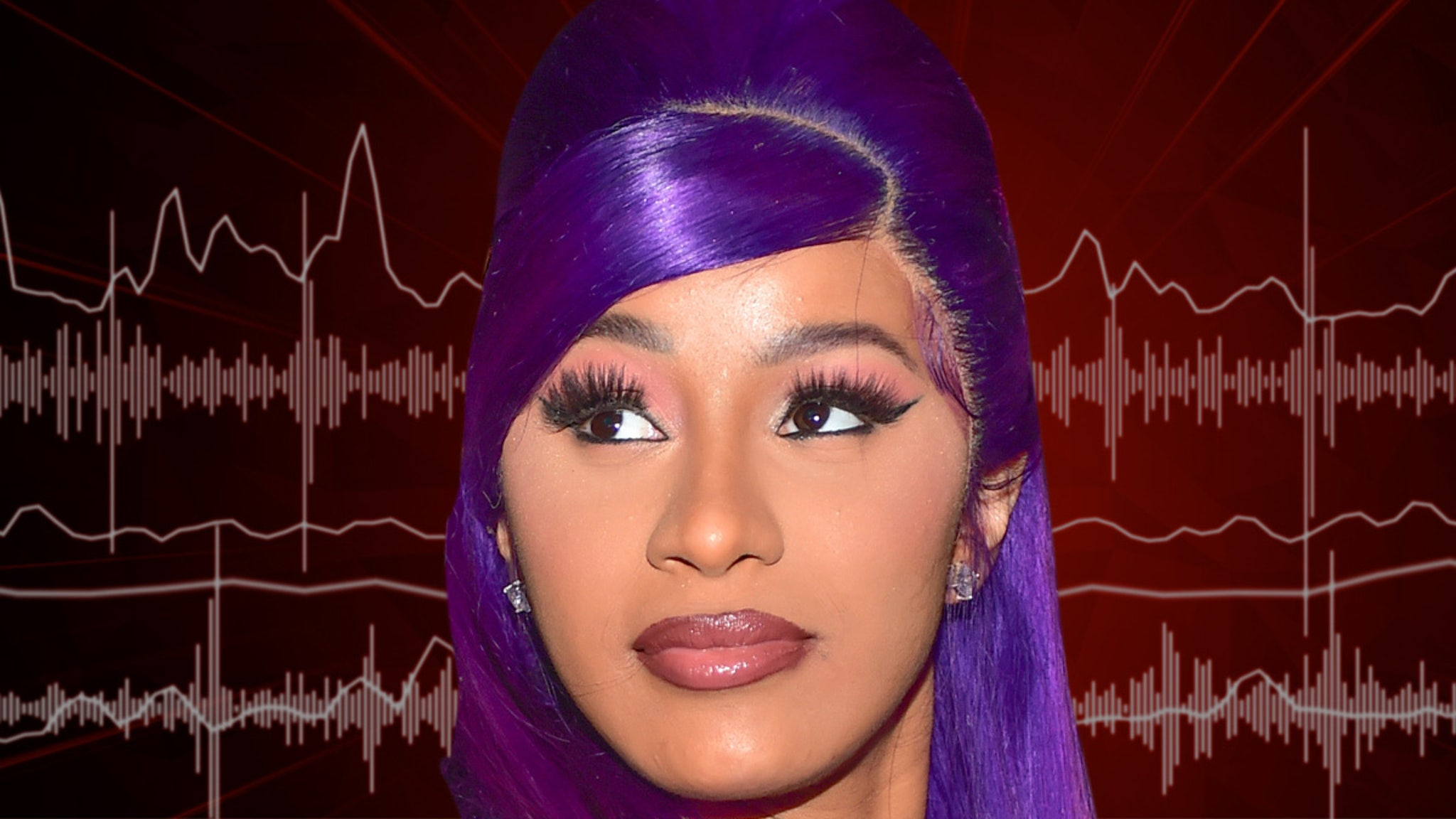 Cardi B Shouts Out 'Very Strong Girl' Fighting Brain Cancer - TMZ