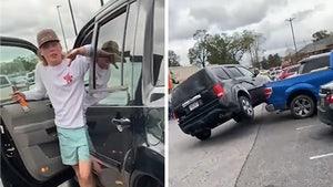 Young Driver Hits Car, Flees, Slams Into a Second Car