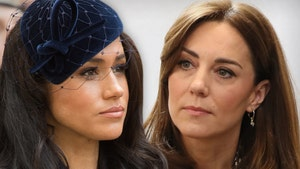 Meghan Markle Reportedly Kind to Kate Middleton in Oprah Interview