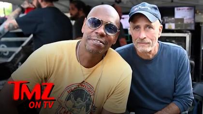 Jon Stewart Says Dave Chappelle's 'Never Hurtful,' Better Communication Needed | TMZ TV.jpg
