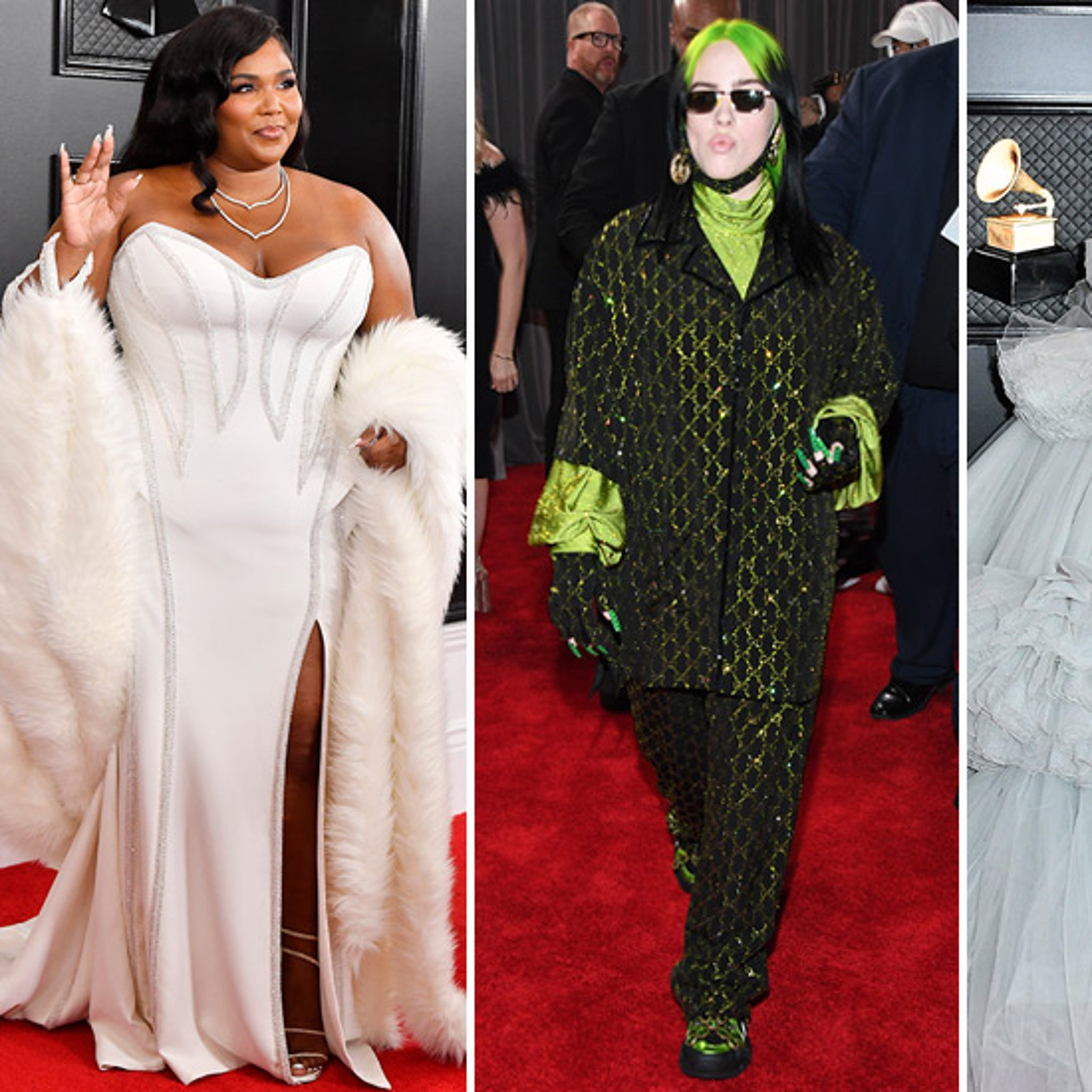 Hollywood Faces the Music Heading Into the Grammys, Styles Galore