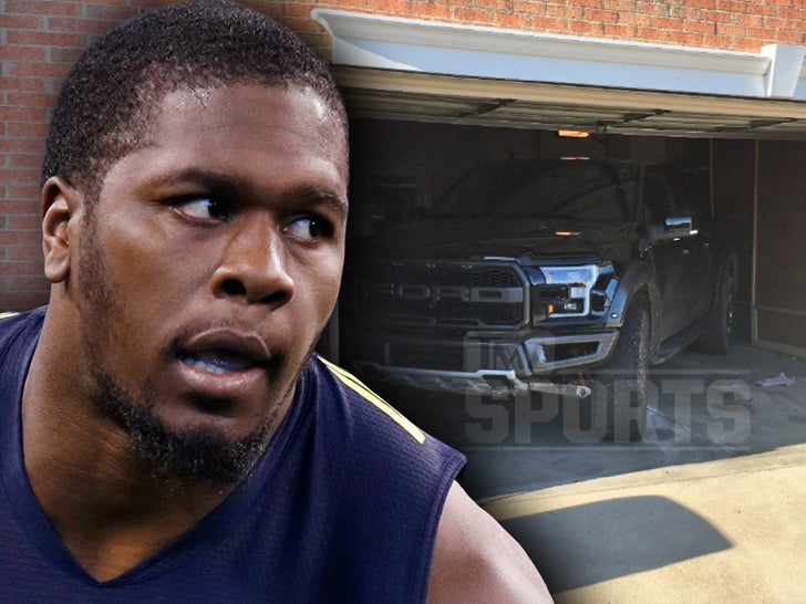Malik McDowell -- The Hot Truck