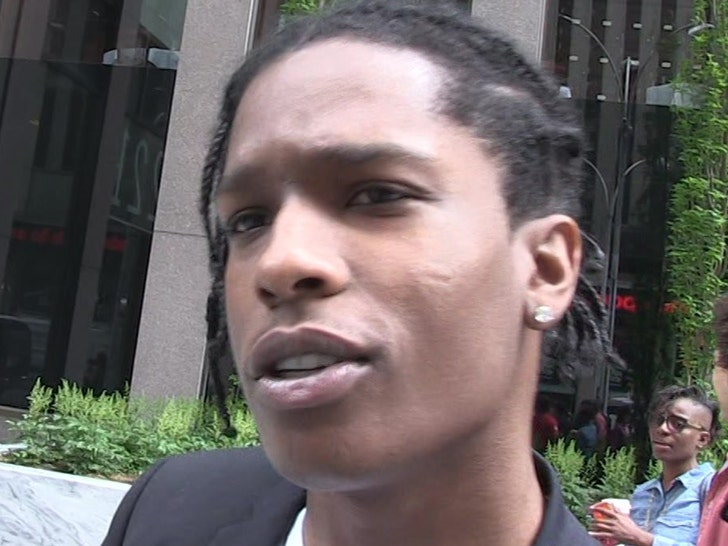 ASAP Rocky's Swedish Fight Instigator Will Reportedly Not Face Charges