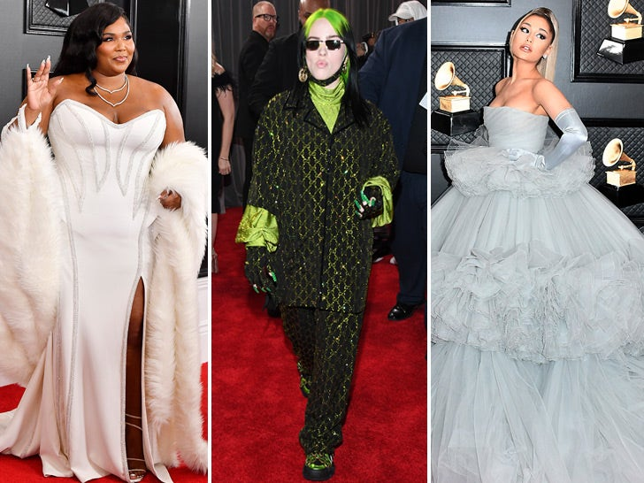 Wild Looks From The 2020 Grammy Awards