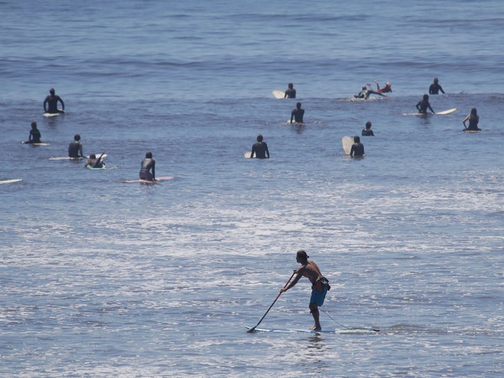 Los Angeles Beaches Reopen