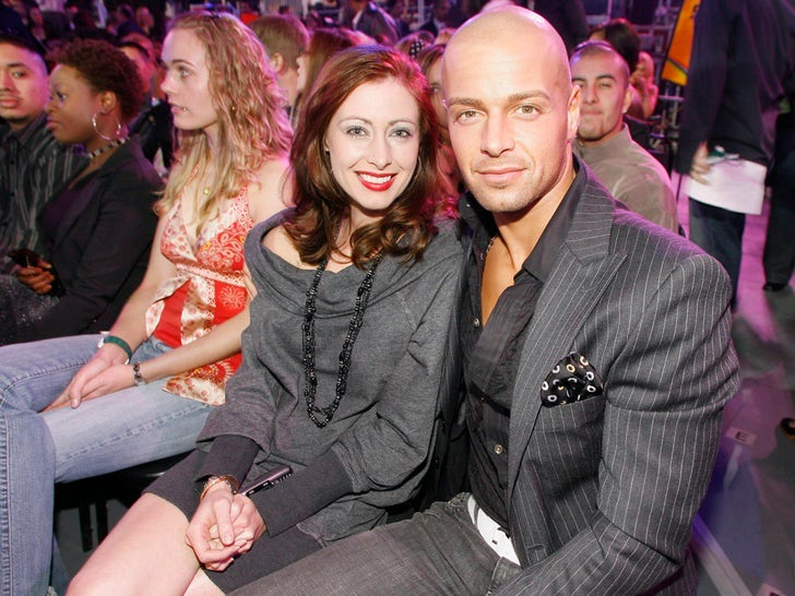 Joey and Chandie Lawrence Together