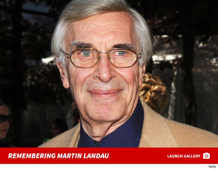 Remembering Martin Landau