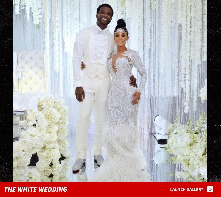 Gucci Mane's Wedding Photos