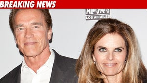Arnold and Maria -- WE'VE SEPARATED