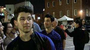 The Jonas Brothers Perform Concert in Atlanta and Fans Go Crazy