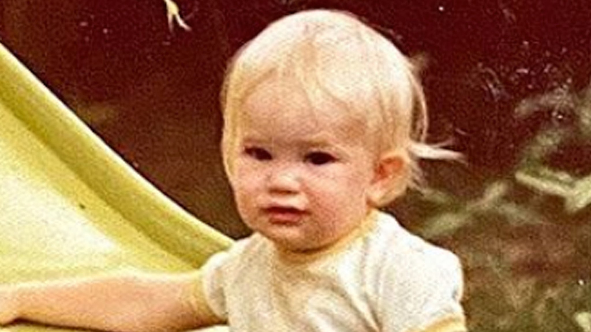 Guess Who This Blondie Baby Turned Into!