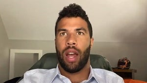 Bubba Wallace Speaks to FBI in Noose Probe, 'Offended' By Hoax Theories