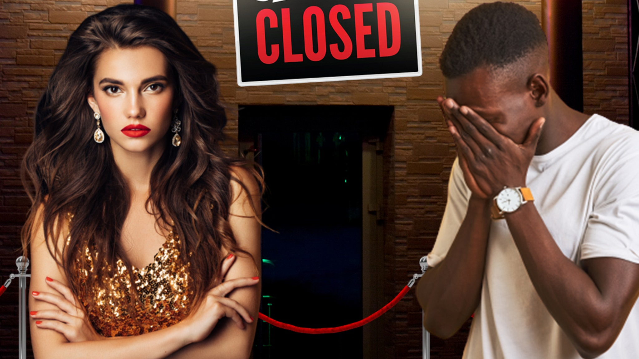 Hollywood Bar & Club Scene on Verge of Collapse After New Closure - TMZ