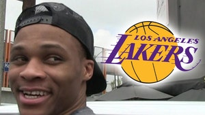 Russell Westbrook Traded To Lakers In Blockbuster Deal